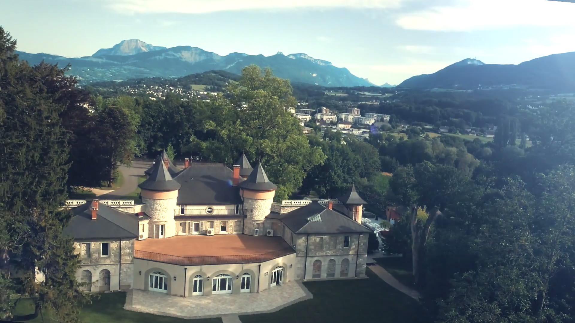 [AFTER MOVIE] Vidéo événement au château de Servolex